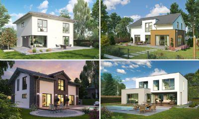 Sichern Sie sich jetzt ein Grundstück und suchen sich das passende Haus aus!