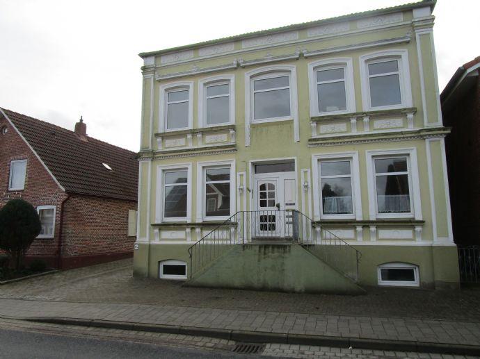 Cuxhaven - Lüdingworth Mietwohnung im Erdgeschoss eines Vierfamilienhauses