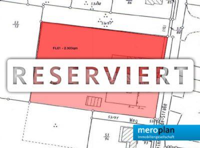 ZU VERKAUFEN | 3 x 1.535qm Bauland in Bestlage | ABRISS & NEUBAU | meroplan Immobilien GmbH