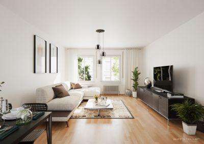 Sonniges 1-Zimmer-Apartment mit Südbalkon