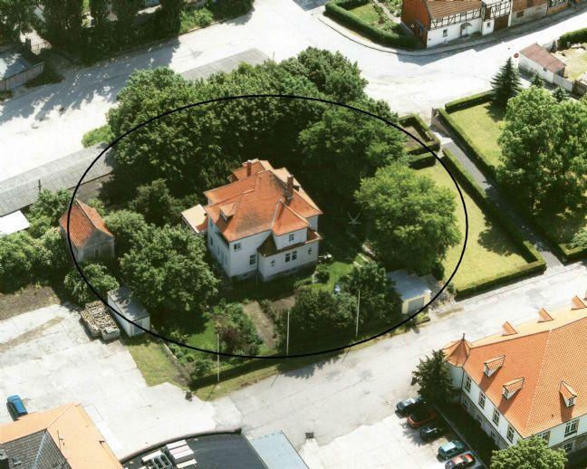 2-Generationen-Villa mit Sonder-AfA im Harzvorland