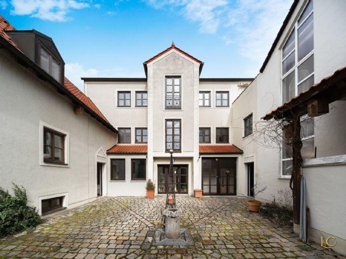 Großzügiges Mehrfamilienhaus mit hohem Ausbau-Potenzial - Neuburg a.d. Donau