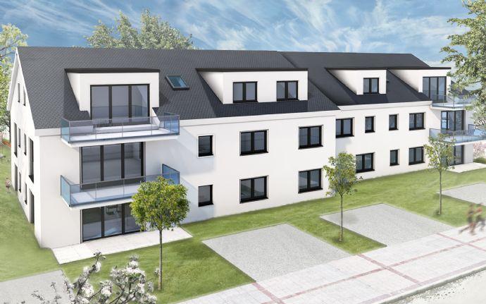 Erstbezug in Jöllenbeck, moderne 3 Zi. Whg., Einbauküche, Balkon, Parkett