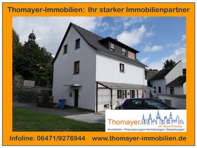 *** 3-Familienhaus als Kapitalanlage in Weinbach!!!***