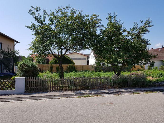 Bereits reserviert - im Speckgürtel von Ingoldstadt: Grundstück in Vohburg, Ortsteil Rockolding zu verkaufen