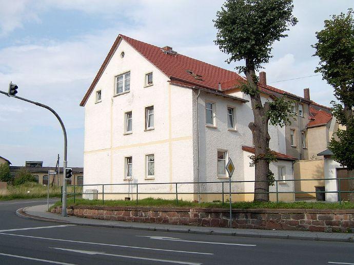 2 - ZI - Wohnung in Geithain im EG, bei Bedarf plus Garage