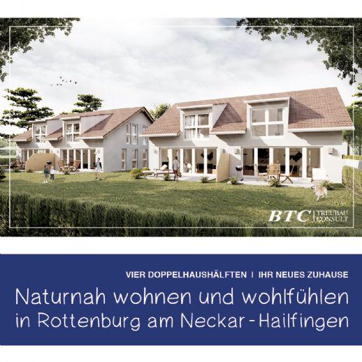 Naturnah wohnen und wohlfühlen in Rottenburg am Neckar-Hailfingen