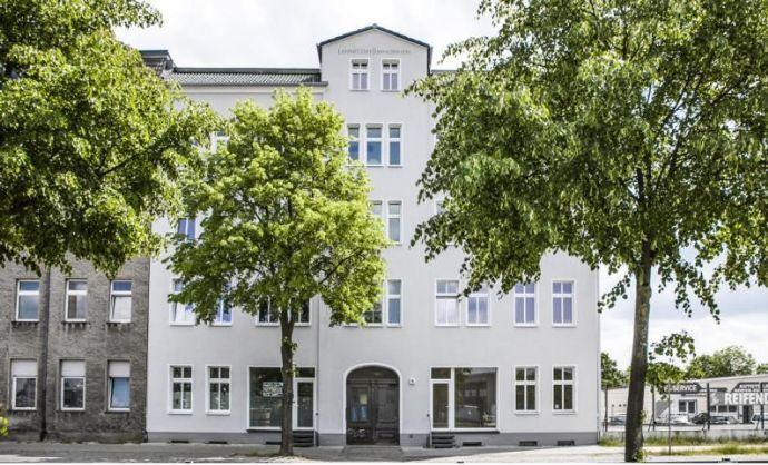 Altbau Wohnung mit EBK