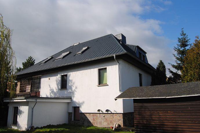 Großes Einfamilienhaus mit viel Platz in ruhiger Lage von Krippehna