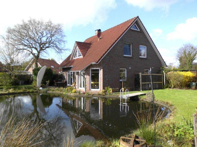 Gepflegtes Einfamilienhaus in ländlicher Wohnlage