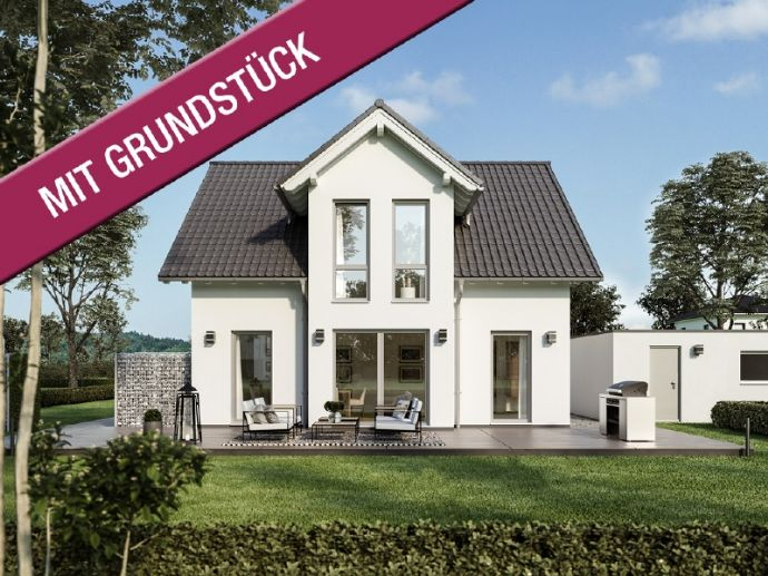 Energieeffizientes Eigenheim im Grünen!