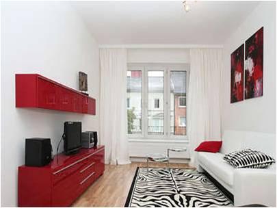Modern möblierte 2,5 Zimmer Wohnung Pauschalmiete inkl. Internet 1.350,00 /Monat / ab 01.12.2020 frei