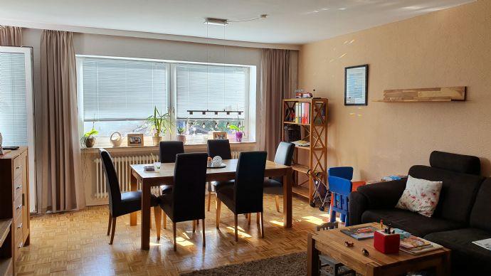 Gemütliche 3-Zi -Wohnung im 1