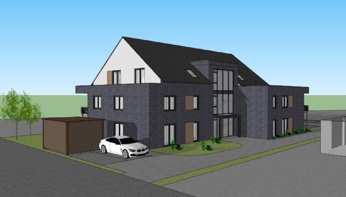 Erstbezug 2-Zimmer-Wohnung in Lemförde sucht