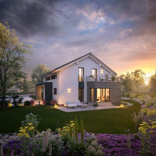 Traumhaus auf Traumgrundstück - von deutschen Marktführer !!