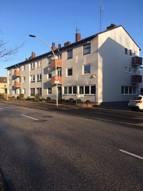 In der Deichstraße - neu renovierte Wohnung !
