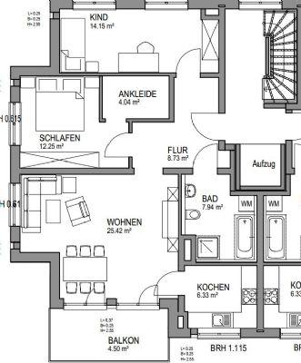 Mering Wohnungen, Mering Wohnung mieten
