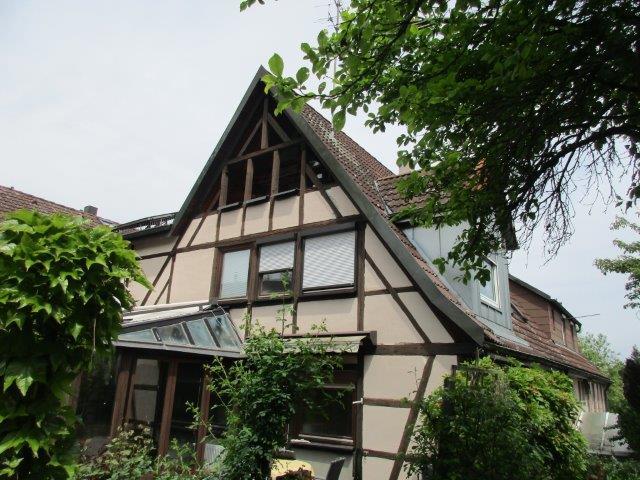 Mehrfamilienhaus mit 4 Wohnungen in ruhiger Wohnlage, abwechslungsreicher Grundriss