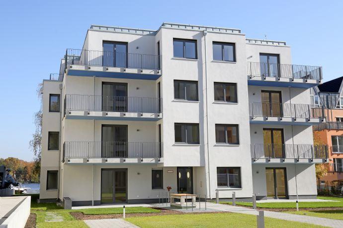 Ruhig gelegene Zweizimmerwohnung in Berlin-Grünau direkt an der Dahme