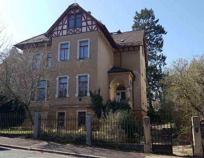 TOP! TOP! TOP! Denkmal-Villa mit Baugenehmigung in Bestlage von Dresden-Plauen!