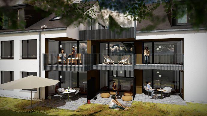 Kurz vor Fertigstellung ! Letzte 4 Zimmerwohnung mit 20m² Dachterrasse