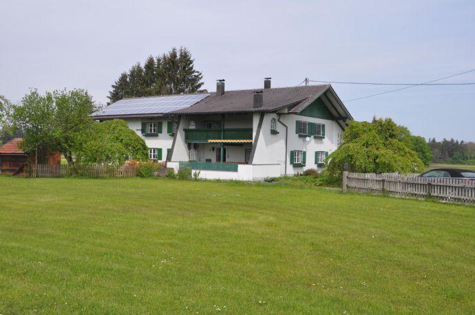 Allgäu - Einzigartiges Anwesen in Alleinlage !