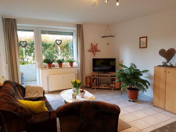 Ansprechende 2-Zimmer-Wohnung mit Terasse und Einbauküche in Schleiden-Gemünd