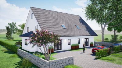 *Endlich Platz für die Familie* KfW55 Doppelhaushälfte (2)