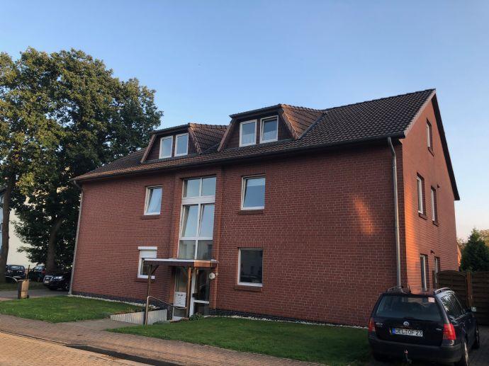 Wohlfühlen braucht ein Zuhause - 2-Zimmer-Wohnung in Dwoberg/Ströhen! Aktualisierung vom 13.10.2019: die Wohnung ist vermietet!