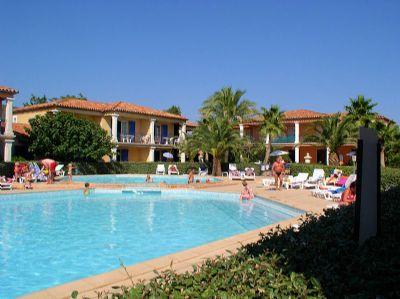 Wohnung FGRI03 in Grimaud (mit Pool)