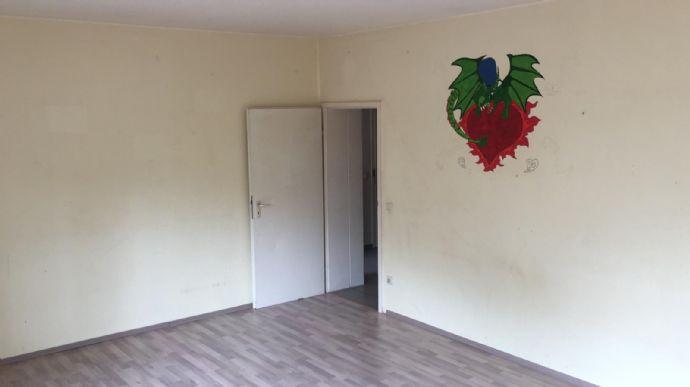 3 Zimmer Wohnung zentral gelegen