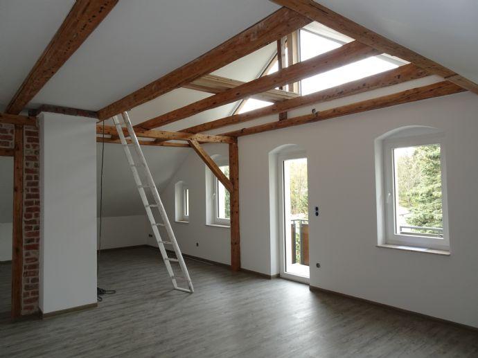 Topsanierte 3-Zimmer-Galeriewohnung in Freital Wurgwitz
