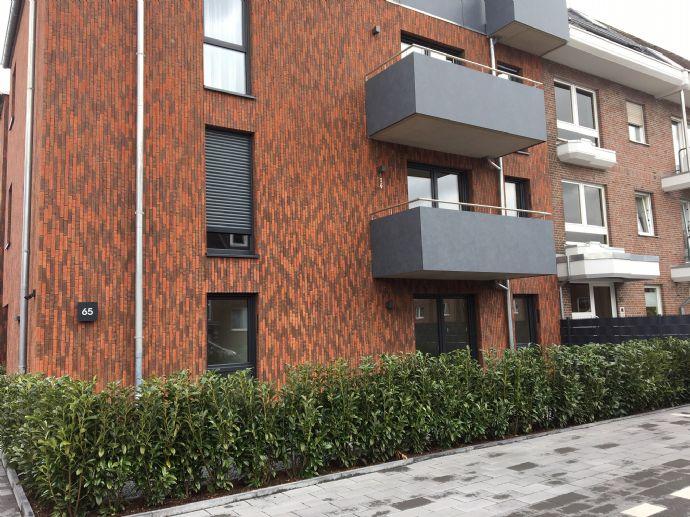 2 Zimmer Neubau-Wohnung in Aachen-Brand mit Terrasse