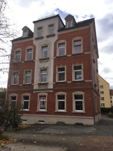 4-Raum-Wohnung Maisonette im DG mit PKW-Stellplatz