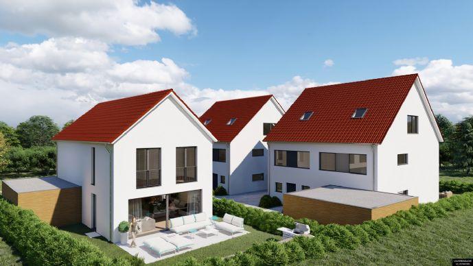 Architektenhaus zum Verlieben | Wohnen am Schloss | Affaltrach