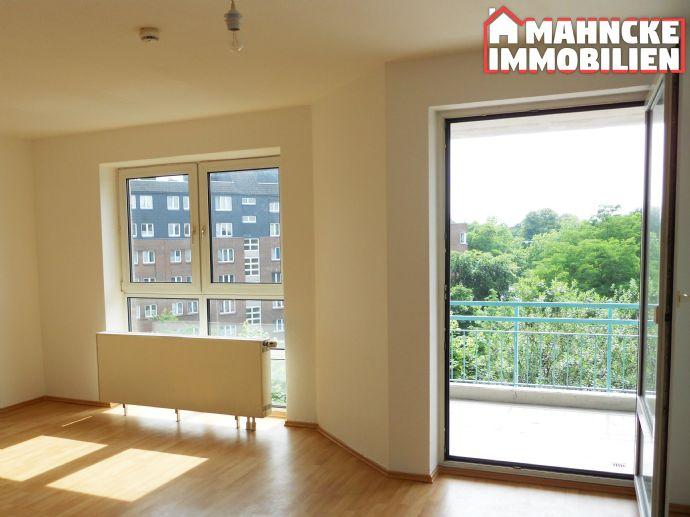 Anlageobjekt: 1-Zimmer Wohnung in zentraler Lage von Hamburg-Lohbrügge