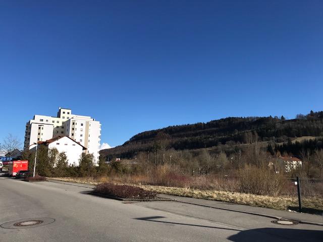 Gelegenheit für Bauträger/Investoren: Attraktiver Bauplatz für Mehrfamilienhaus in Ebingen