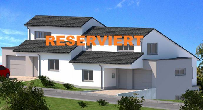 Modernes Wohnen mit Stil in Höchberg - Haus A - Provisionsfreier Verkauf direkt vom Bauträger ***RESERVIERT***