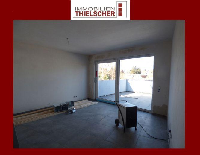 Moderne neugebaute 2 Zimmer Obergeschosswohnung mit großer Sonnenterasse
