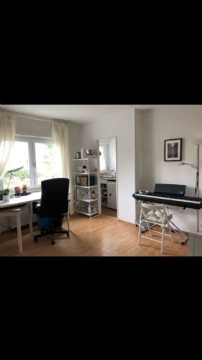Helle 1-Zimmer-Wohnung zur Zwischenmiete 01.11.20-01.04.21