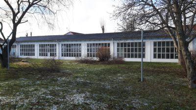 Halberstadt Halle, Halberstadt Hallenfläche