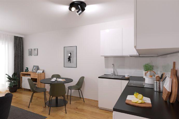 Charmante 2-Zimmer Wohnung mit Balkon *grüne Ortsrandlage*