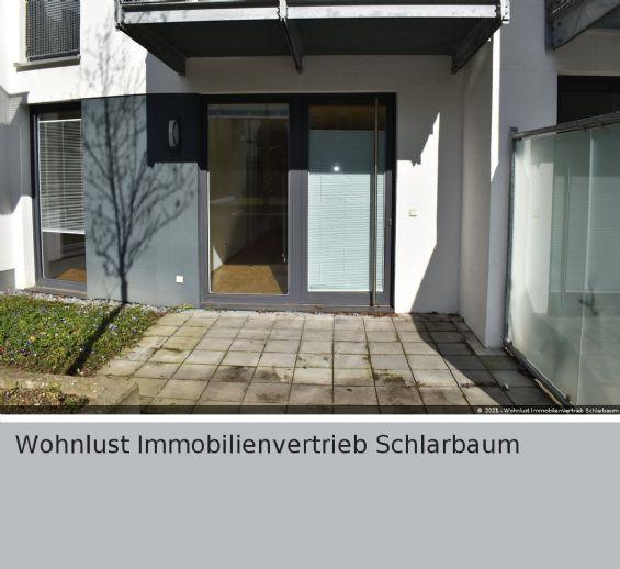 Hochwertige EG-Wohnung mit Terrasse und Einbauküche in TOP Lage!