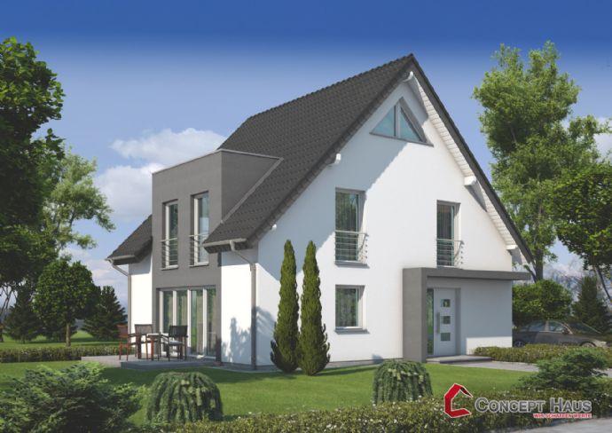 Neubau in Porta-Westfalica Veltheim - Wir bauen für Sie Ihr Massivhaus nach Ihren Wünschen