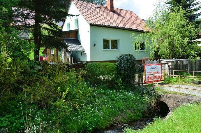 Einfamilienhaus für Ihre Familie in Luisenthal!