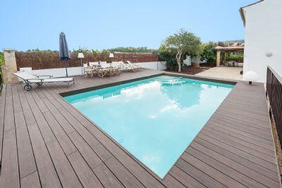 Sa Donarda - Villa mit privatem Pool im Tramuntanagebirge und nahe Palma de Mallorca