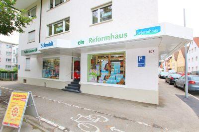 Heilbronn Ladenlokale, Ladenflächen