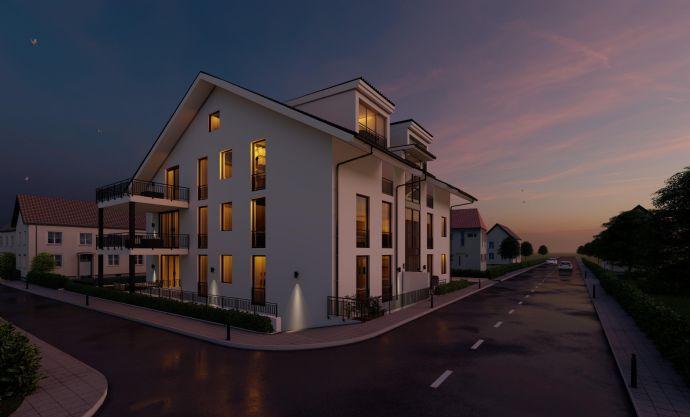 Exklusive Neubau 4-Zimmer Eigentumswohnung mit Gartenteil