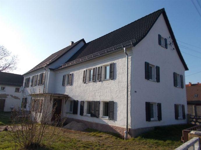 Wohngrundstück mit 2 Wohnhäusern in Probsthain zu verkaufen