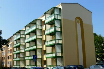 Barrierereduzierte große 2-R-Wohnung mit Aufzug [118/005]